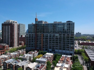 Chicago Condo/Townhouse New: 1530 South State Street #14O