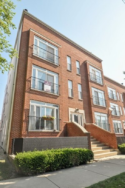 Chicago Condo/Townhouse New: 1732 West Diversey Parkway #2W