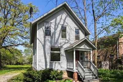 Highland Park Single Family Home For Sale: 1492 McDaniels Avenue