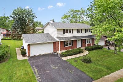 Woodridge Single Family Home New: 6608 Maxwell Drive