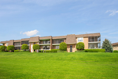 Orland Park Condo/Townhouse New: 15711 Foxbend Court #2S