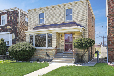 Single Family Home New: 10040 South Prairie Avenue