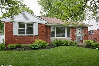 Mount Prospect Single Family Home For Sale: 306 North Main Street
