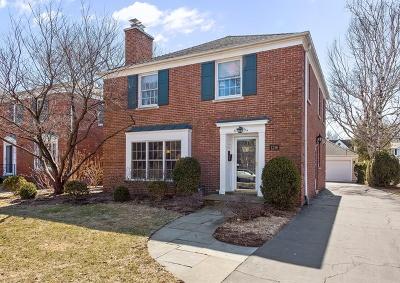 Winnetka Single Family Home For Sale: 1236 Oak Street