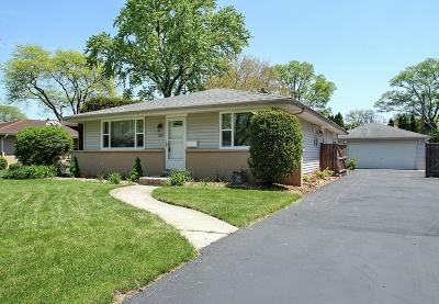 Glenview Single Family Home New: 1021 Longmeadow Drive