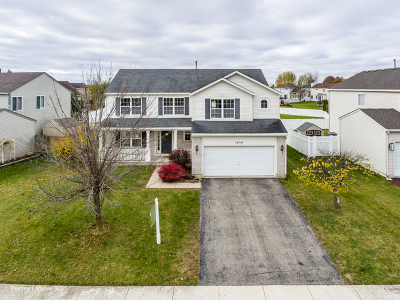 Crest Hill Single Family Home Re-Activated: 16416 Coventry Lane