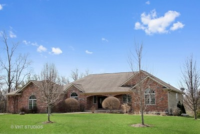 Woodstock Single Family Home Contingent: 10605 Happy Trail
