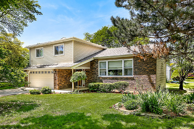 Downers Grove Single Family Home New: 2200 Midhurst Road