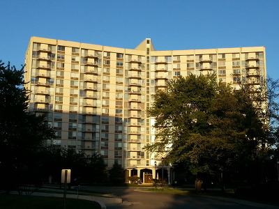 Oak Brook Condo/Townhouse New: 40 North Tower Road #10K
