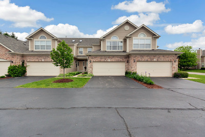Naperville Condo/Townhouse For Sale: 862 Havenshire Road