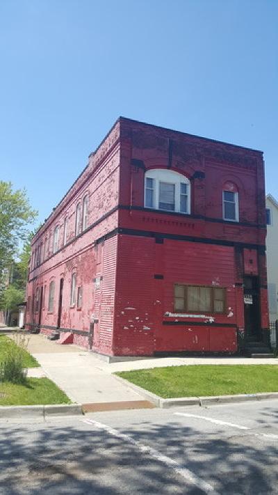 Chicago IL Multi Family Home New: $190,000