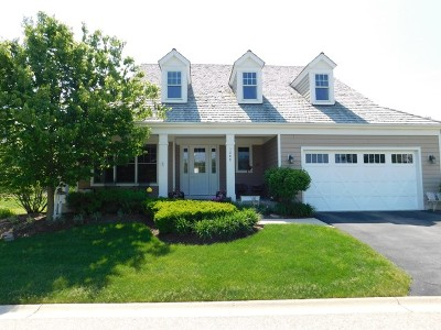 Woodstock Single Family Home For Sale: 1249 Redtail Circle