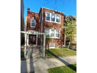Chicago IL Multi Family Home New: $535,000
