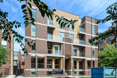 Condo/Townhouse Contingent: 2817 North Oakley Avenue #3N