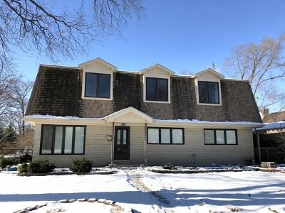 Glenview Single Family Home New: 124 Flora Avenue