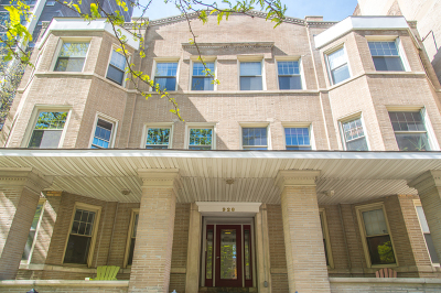 Chicago Condo/Townhouse New: 928 West Eastwood Avenue #1W