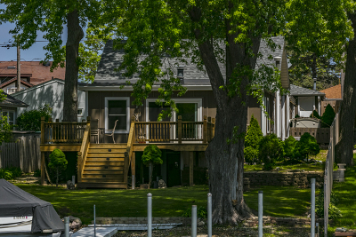 Fox Lake Single Family Home For Sale: 186 Riverside Island Drive