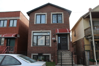 Chicago Single Family Home New: 3040 South Keeley Street