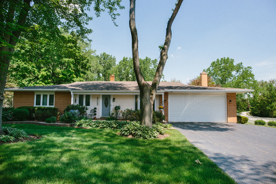 McHenry Single Family Home For Sale: 28220 West Meadow Lane Road