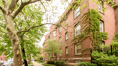Chicago Condo/Townhouse New: 5325 South Harper Avenue #2