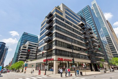 Chicago Condo/Townhouse New: 130 South Canal Street #9J