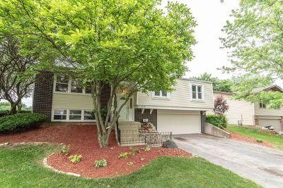 Single Family Home New: 8128 Carolwood Lane