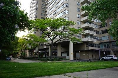 Chicago Condo/Townhouse New: 6301 North Sheridan Road #17M