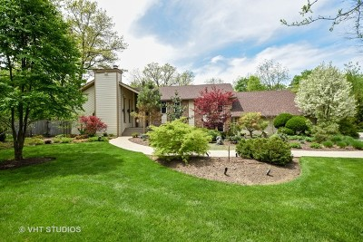 Grayslake Single Family Home For Sale: 32321 North Forest Drive