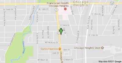 Residential Lots & Land New: 1653 Chicago Road