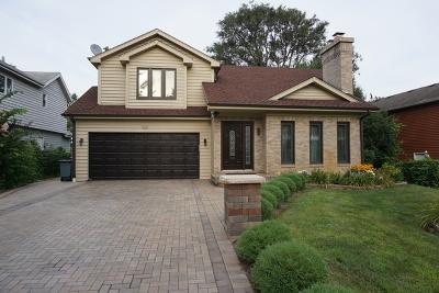 Palatine Single Family Home New: 703 North Coolidge Avenue