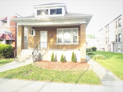 Chicago Single Family Home New: 9355 South King Drive