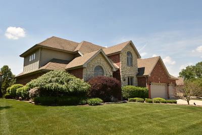 Orland Park Single Family Home New: 14010 Boxwood Lane