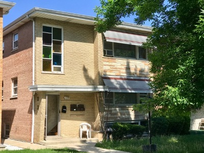 Chicago Multi Family Home New: 6104 South Monitor Avenue