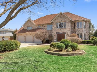 Darien Single Family Home For Sale: 8801 Lake Ridge Drive