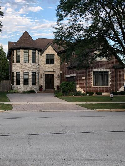 Morton Grove Single Family Home For Sale