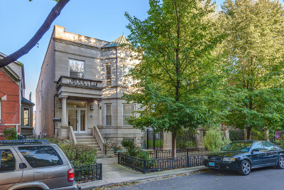 Single Family Home Price Change: 1111 North Hoyne Avenue