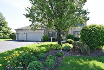 Batavia Single Family Home For Sale: 2s803 Volintine Farm Road