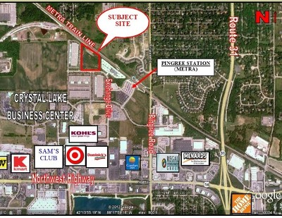 Crystal Lake Residential Lots & Land For Sale: 255 Exchange Drive