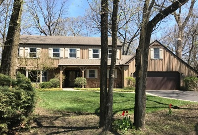 Lincolnshire Single Family Home For Sale: 58 Lincolnshire Drive
