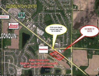 Algonquin Residential Lots & Land For Sale: 000 Route 62 Highway