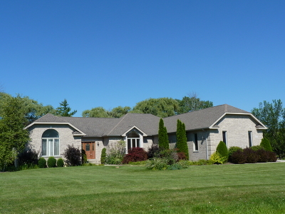 Antioch Single Family Home Contingent: 40676 North Gridley Drive