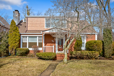 Deerfield Single Family Home For Sale: 940 Central Avenue