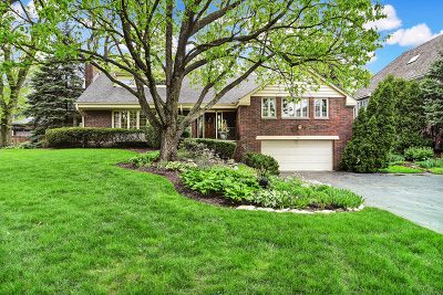 Hinsdale Single Family Home Re-Activated: 511 East 7th Street