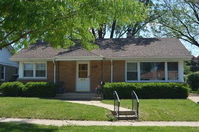Berkeley Single Family Home For Sale: 5913 Chicago Avenue