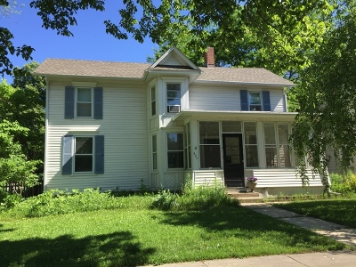 Batavia Single Family Home For Sale: 537 West Wilson Street