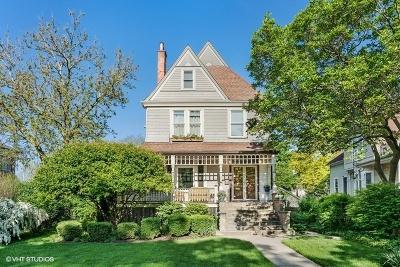 Oak Park Single Family Home For Sale: 213 North Taylor Avenue
