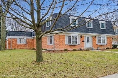 Niles Single Family Home Price Change: 6782 North Lexington Lane