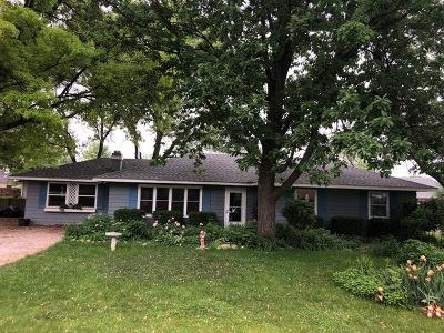 Plainfield Single Family Home Price Change: 23541 West Winston Avenue