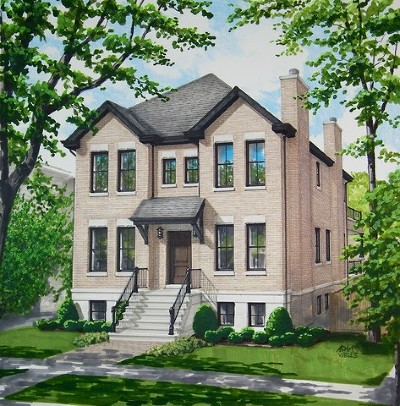 Single Family Home For Sale: 2155 West Windsor Avenue