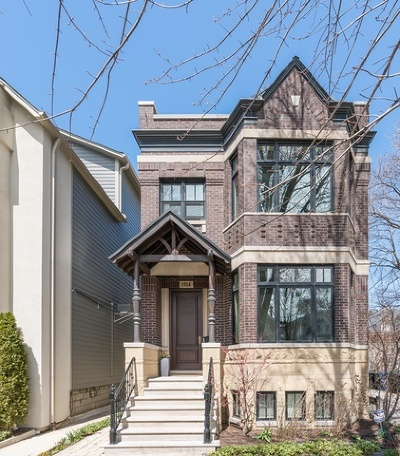 Roscoe Village Single Family Home For Sale: 1914 West Melrose Street